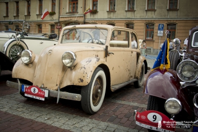 Miroslaw Wisniewski Fotografia, Beskidzki Rajd Pojazdów Zabytkowych