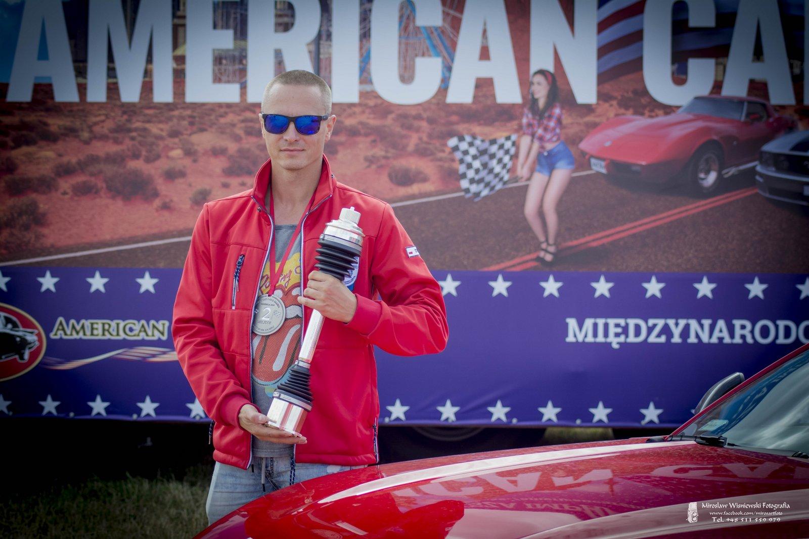 Miroslaw Wisniewski, American Cars Mania 2019