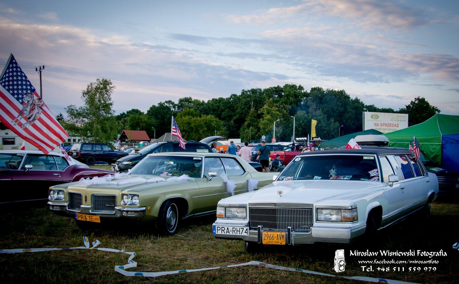 Miroslaw Wisniewski , American Cars Mania 2017