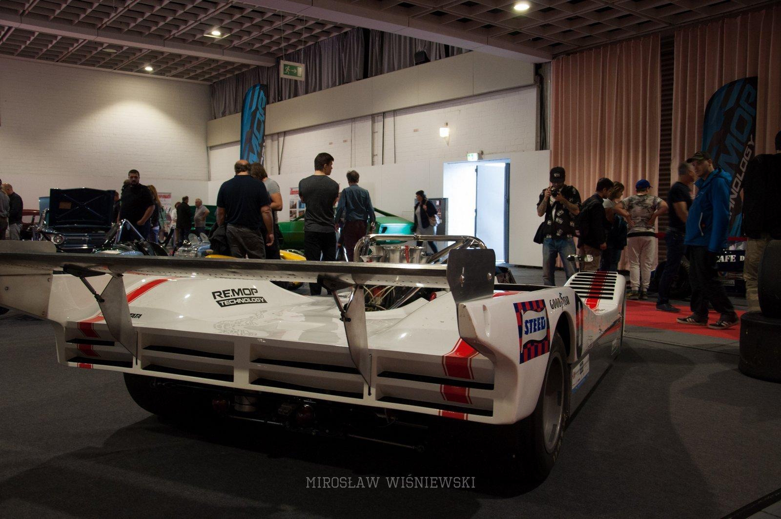 Miroslaw Wisniewski , Motorworld Classics Berlin