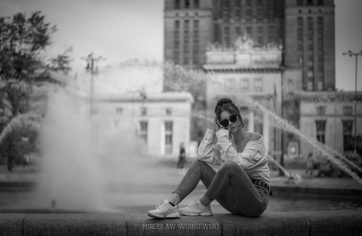 sesja warszawa street zdjecia Miroslaw Wisniewski Fotograf