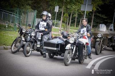 Miroslaw Wisniewski Fotografia, VI Rajd Motocykli Zabytkowych im płk Gwido Langera