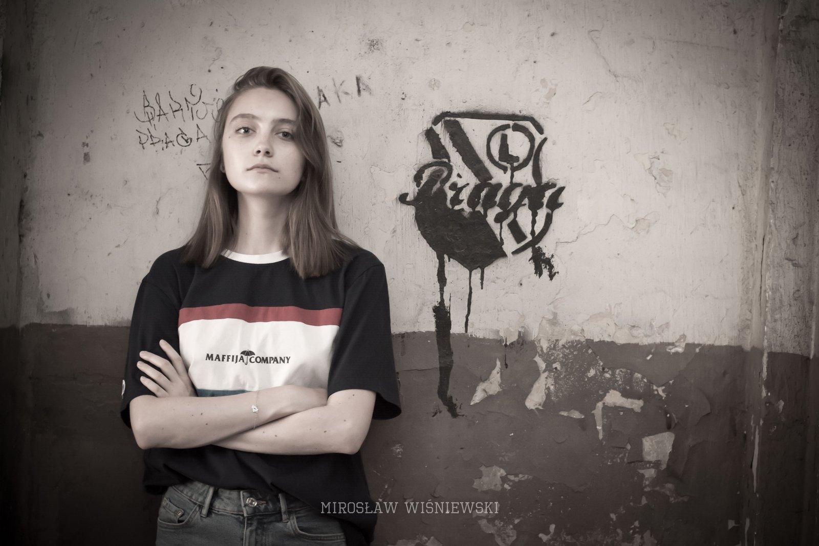 Miroslaw Wisniewsi, sesje plener