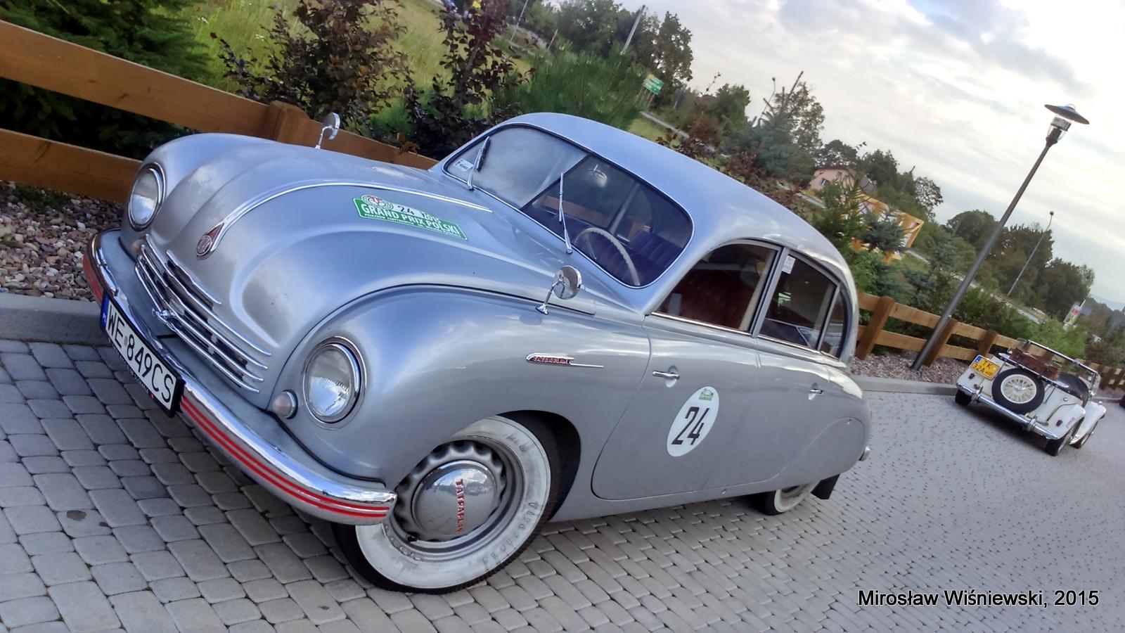1 Grand Prix Polski Pojazdów Zabytkowych
