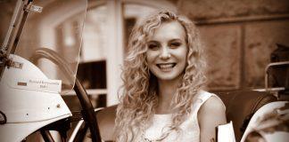 Modelka Ania sesja w Bielsku