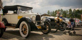4 Ogólnopolski Zlot Samochodów i Motocykli Zabytkowych i Kultowych