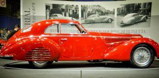 Retromobile Paris 2019 – cars