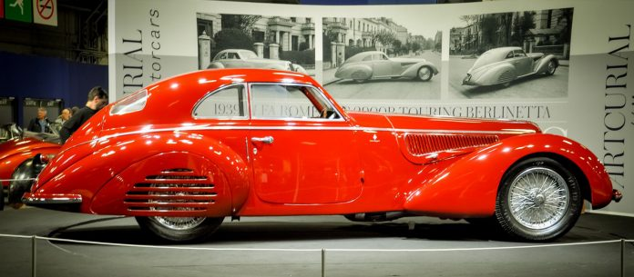 Retromobile Paris 2019 – cars