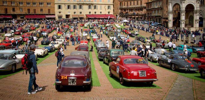Mille Miglia 2019 – Siena