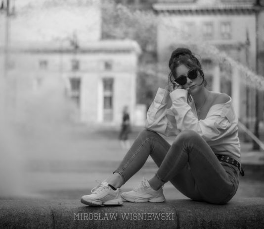 Session Warsaw street – Agnieszka